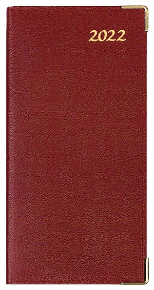 2020 Classic Collection Baladex Upright Weekly Pocket Planner 3.5 x 6.5