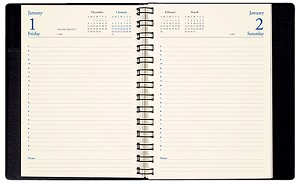 2020 Refill for DB-23 DB-25 and DB-27 Daily Planners 5.5 x 8.5