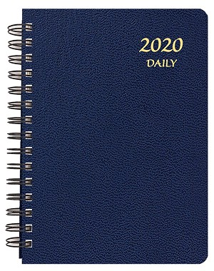 2020 Skivertex Daily Appointment Planner