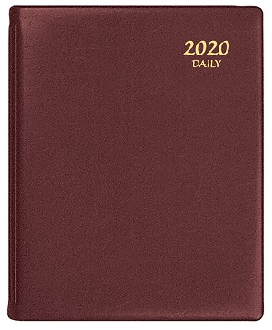 2020 Continental Daily Planner 6 x 8
