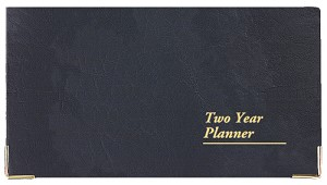 2020-2021 Continental Designer Collection Two Year Planner 3.5 x 6.5