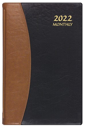 2021 Carriage Monthly Planner 5.5 x 8.5
