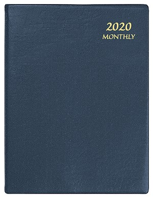 2020 Continental Monthly Planner 8.5 x 11