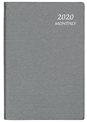 2019 Frosted Monthly Planner 7 x 10