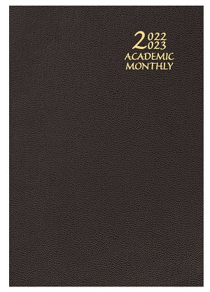 2020-2021 Academic Monthly Planner Skivertex 7 x 10