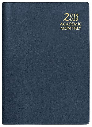2018-2019 Academic Monthly Planner Continental 7 x 10
