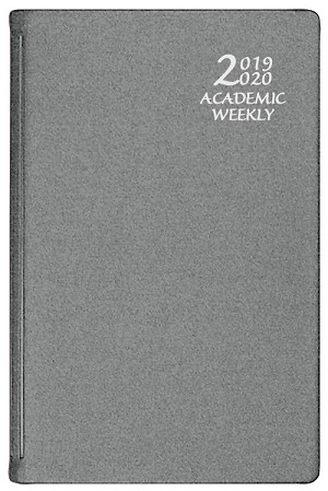 2019-2020 Academic Weekly Planner Frosted 5.5x 8.5