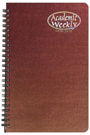 2019-2020 Illusion Academic Weekly Planner