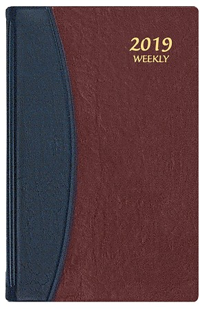2019 Carriage Weekly Planner 5.5 x 8.5